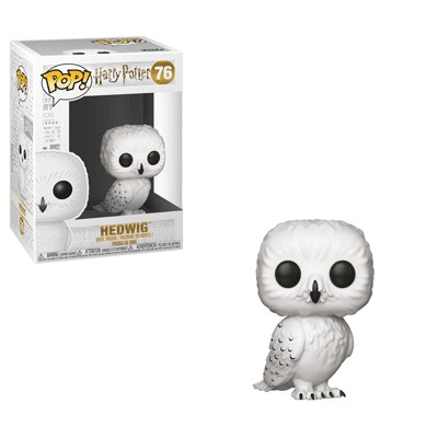 POP! Movies: Harry Potter - Hedwig Vinyl Figure #76
