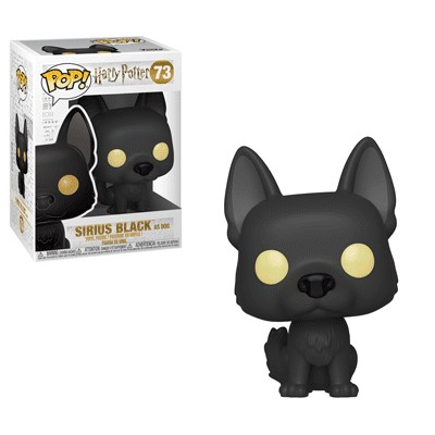 [PRE-SALE] POP! Movies: Harry Potter - Sirius Black as Dog Vinyl Figure #73 [Ships in December]