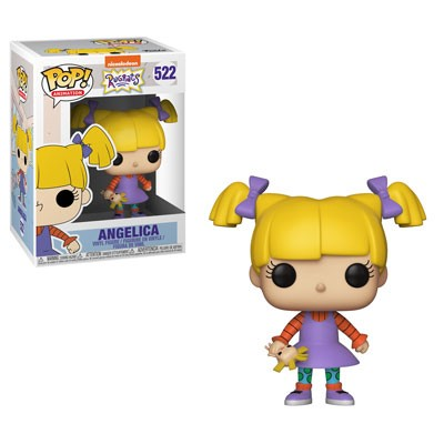 [PRE-SALE] POP! Animation: Rugrats - Angelica Vinyl Figure #522 [Ships in January]
