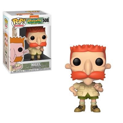 [PRE-SALE] POP! Animation: The Wild Thornberrys - Nigel Vinyl Figure #508 [Ships in January]