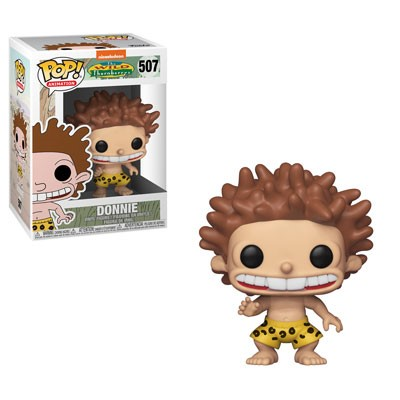 [PRE-SALE] POP! Animation: The Wild Thornberrys - Donnie Vinyl Figure #507 [Ships in January]