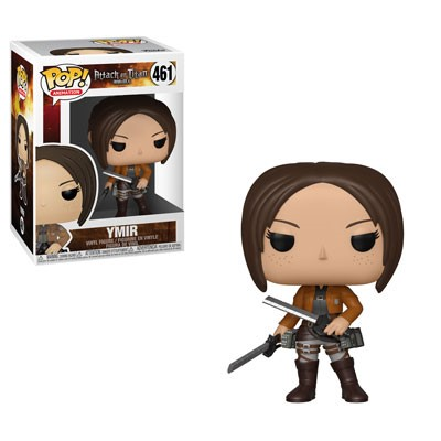 [PRE-SALE] POP! Animation: Attack on Titan - Ymir Vinyl Figure #461 [Ships in January]
