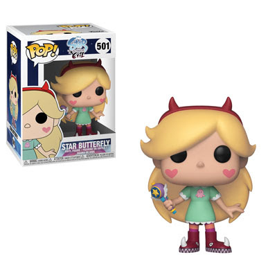 POP! Disney: Star vs. The Forces of Evil - Star Butterfly Vinyl Figure #501