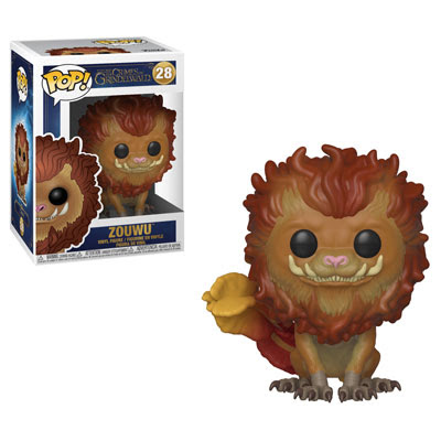 POP! Movies: Fantastic Beasts 2 - Zouwu Vinyl Figure #28