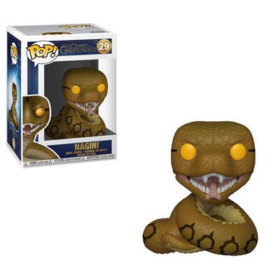 [PRE-SALE] POP! Movies: Fantastic Beasts 2 - Nagini Vinyl Figure #29 [Ships in December]