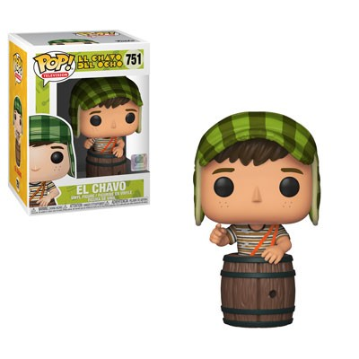 [PRE-SALE] POP! Television: El Chavo del Ocho - El Chavo Vinyl Figure #751 [Ships in January]