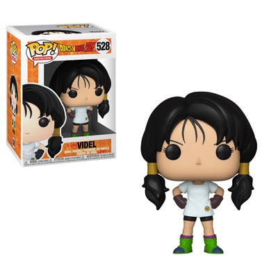 [PRE-SALE] POP! Animation: Dragonball Z - Videl Vinyl Figure #528 [Ships in January]