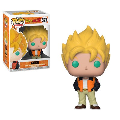 POP! Animation: Dragonball Z - Goku Vinyl Figure #527