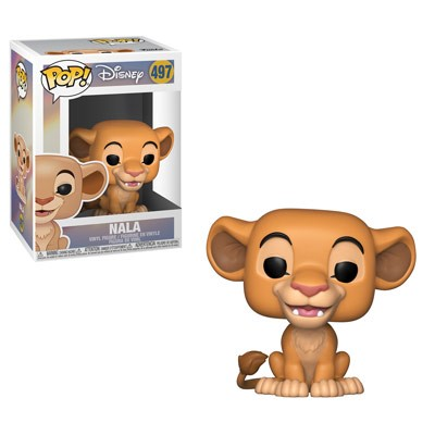 POP! Disney: The Lion King - Nala Vinyl Figure #497