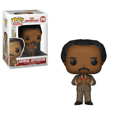 [PRE-SALE] POP! Television: The Jeffersons - George Jefferson Vinyl Figure #509 [Ships in January]