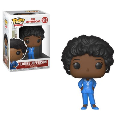 [PRE-SALE] POP! Television: The Jeffersons - Louise Jefferson Vinyl Figure #510 [Ships in January]