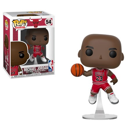 [PRE-SALE] POP! NBA: Chicago Bulls - Michael Jordan Vinyl Figure #54 [Ships in May]