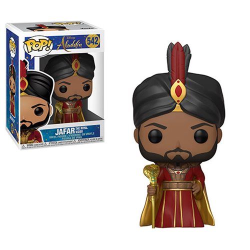 POP! Disney: Aladdin (2019) - Jafar Vinyl Figure # 542