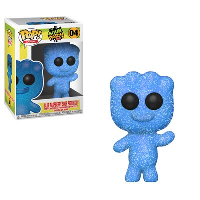 [PRE-SALE] POP! Candy: Sour Patch Kids - Blue Raspberry Sour Patch Kid Vinyl Figure #4 [Ships in February]