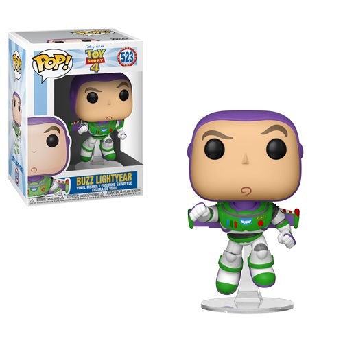 POP! Disney: Toy Story 4 - Buzz Lightyear Vinyl Figure #523