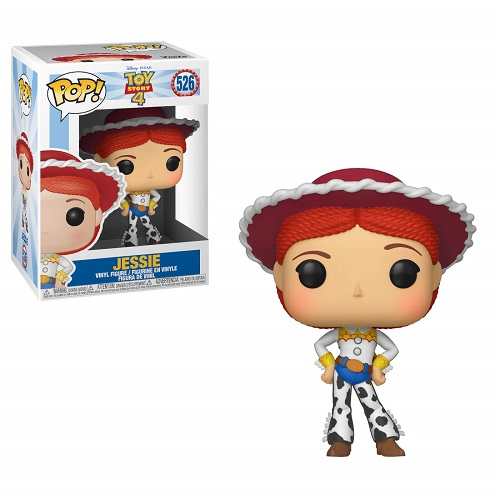 POP! Disney: Toy Story 4 - Jessie Vinyl Figure #526