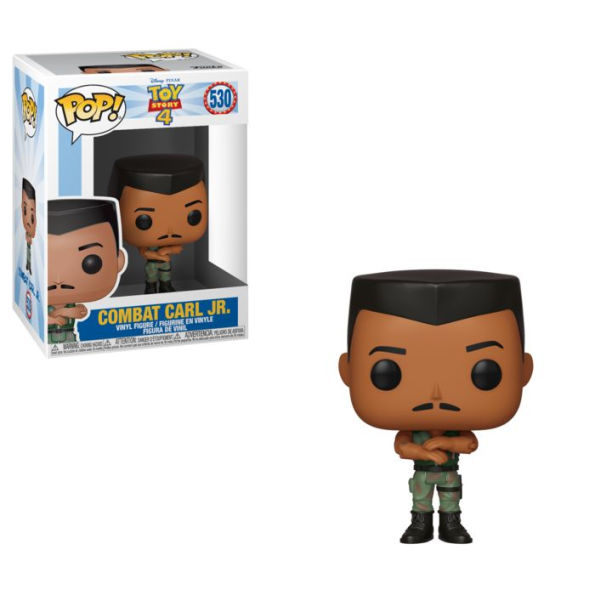 POP! Disney: Toy Story 4 - Combat Carl Jr. Vinyl Figure #530