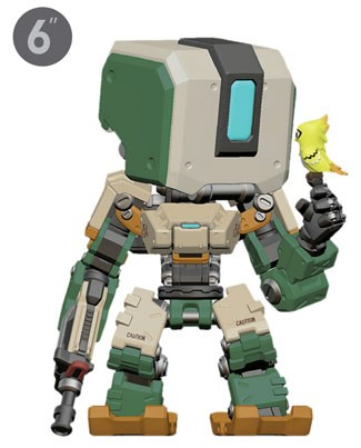 [PRE-SALE] POP! Games: Overwatch - Bastion 6