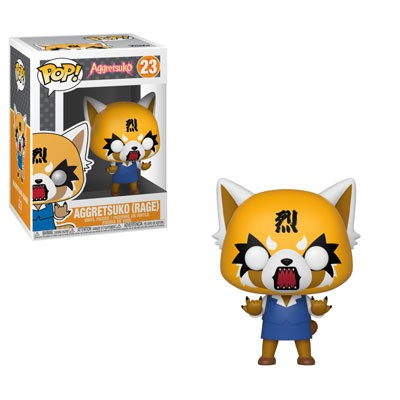 [PRE-SALE] POP! Sanrio: Aggretsuko - Rage Retsuko Vinyl Figure #23 [Ships in May]
