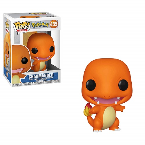 POP! Games: Pokemon - Charmander Vinyl Figure #455