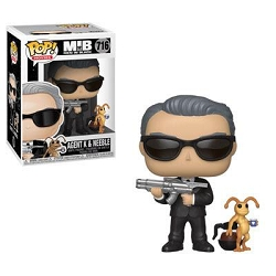 POP! Movies: Men in Black - Agent K & Neeble Vinyl Figure #716