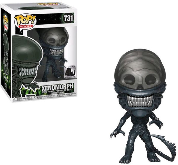 POP! Movies: Alien 40th Anniversary - Xenomorph Vinyl Figure #731