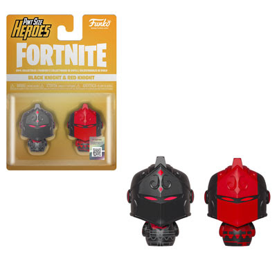 [PRE-SALE] Funko PSH: Fortnite - Black Knight & Red Knight Vinyl Figure 2-Pack [Ships in December]