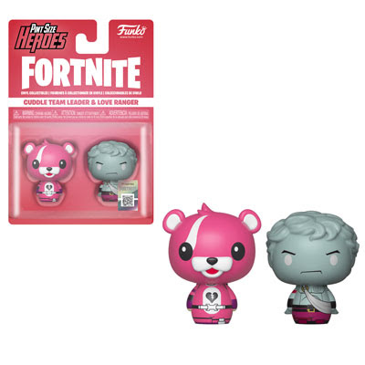 [PRE-SALE] Funko PSH: Fortnite - Cuddle Team Leader & Love Ranger Vinyl Figure 2-Pack [Ships in December]