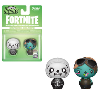 [PRE-SALE] Funko PSH: Fortnite - Skull Trooper & Ghoul Trooper Vinyl Figure 2-Pack [Ships in December]