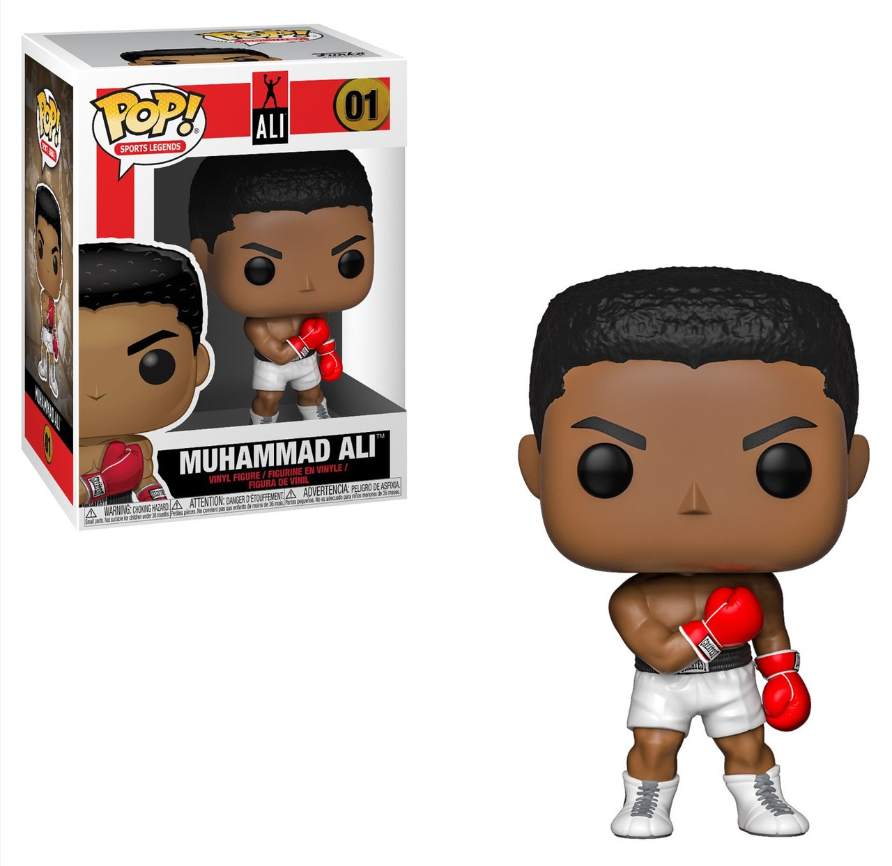 POP! Sports: Muhammad Ali Vinyl Figure #1
