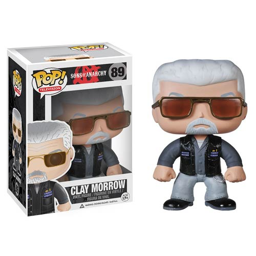 POP! Television: Sons of Anarchy - Claw Morrow Vinyl Figure #89 [VAULTED]