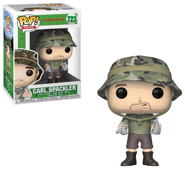 POP! Movies: Caddyshack - Carl Spackler Vinyl Figure #723