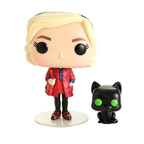 POP! Television: Chilling Adventures of Sabrina - Sabrina w/ Salem Vinyl Figure #777
