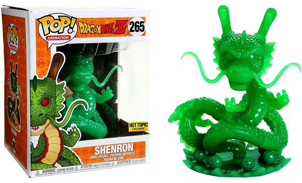 POP! Animation: Dragonball Z - Shenron 6