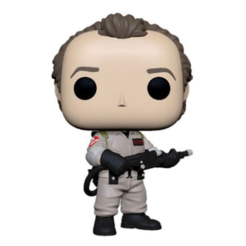 POP! Movies: Ghostbusters - Dr. Peter Venkman Vinyl Figure #744