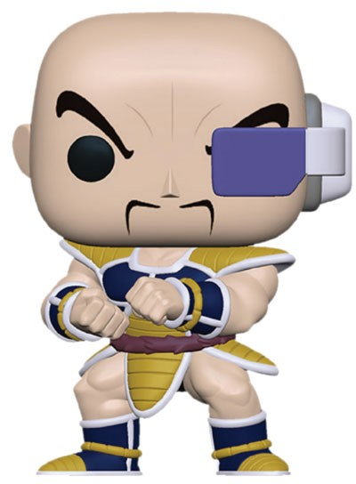 [PRE-SALE] POP! Animation: Dragonball Z - Nappa Vinyl Figure [Ships in May]