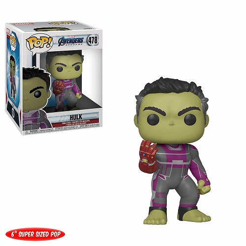 POP! Marvel: Avengers: Endgame - Hulk 6