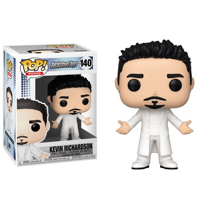 POP! Rocks: Backstreet Boys - Kevin Richardson #140 Vinyl Figure