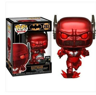 POP! Heroes: DC - Batman (Red Death) Vinyl Figure #283