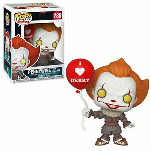 POP! Movies: IT Chapter Two - Pennywise with Balloon Vinyl Figure #780