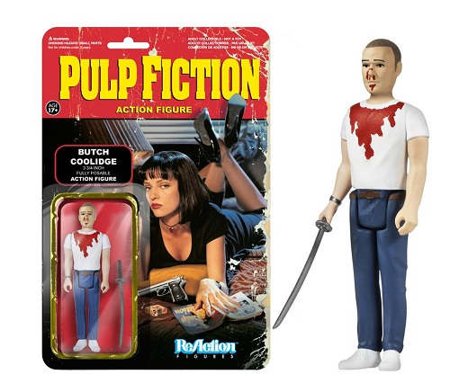 Funko ReAction: Pulp Fiction - Butch Coolidge Action Figure