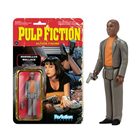 Funko ReAction: Pulp Fiction - Marsellus Wallace Action Figure