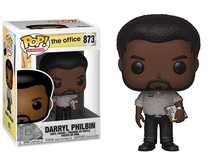 POP! Television: The Office - Darryl Philbin Vinyl Figure #873