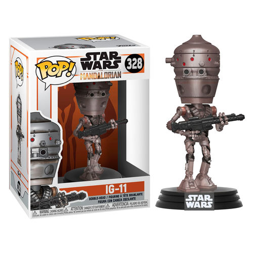 POP! Star Wars: The Mandalorian - IG-11 VInyl Figure #328