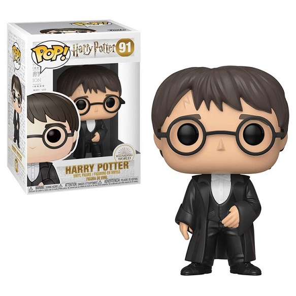 POP! Movies: Harry Potter - Harry Potter Vinyl Figure #91