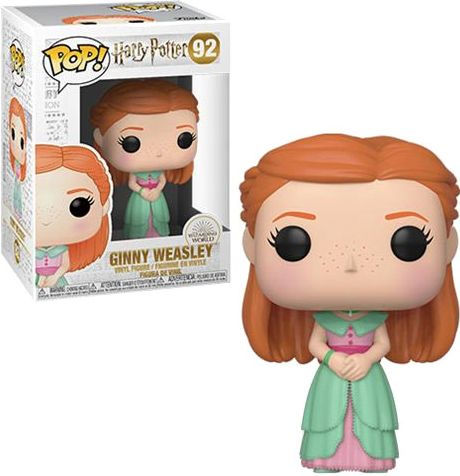 POP! Movies: Harry Potter - Ginny Weasley Vinyl Figure #92