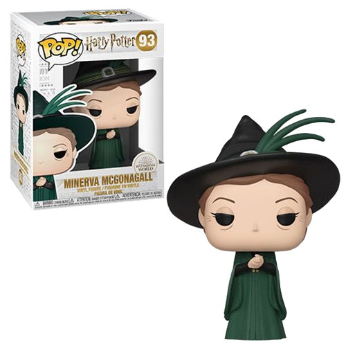 POP! Movies: Harry Potter - Minerva McGonagall Vinyl Figure #93