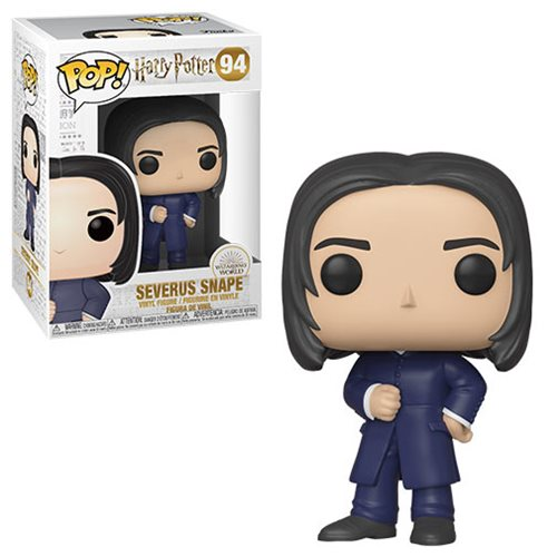 POP! Movies: Harry Potter - Severus Snape Vinyl Figure #94