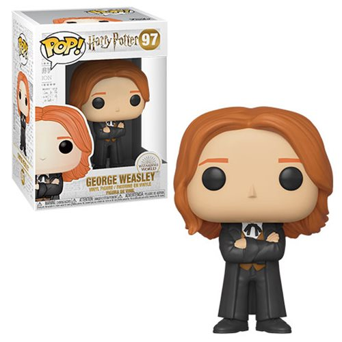 POP! Movies: Harry Potter - George Weasley Vinyl Figure #97