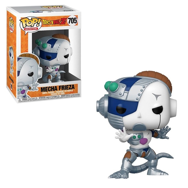 POP! Animation: Dragonball Z - Mecha Frieza Vinyl Figure #705